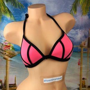 ! Victoria's Secret PINk triangle swim top